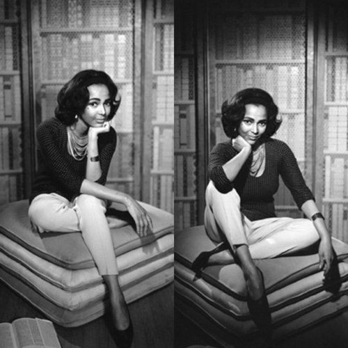 Dorothy Dandridge's book of Style Do's.keep it calm and cool