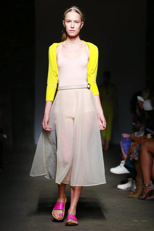 Tracy Reese Ready to Wear Spring Summer 2015 in New York
