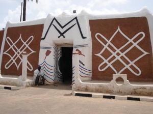 hausa architecture